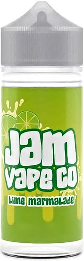 Příchutě Juice Sauz The Jam Vape Co
