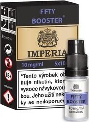 Fifty Booster IMPERIA 5x10ml PG50-VG50 10mg