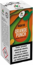 Liquid Dekang High VG Orange Punch 10ml - (Sladký pomeranč)