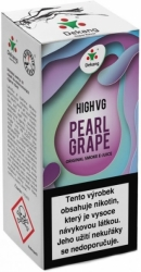 Liquid Dekang High VG Pearl Grape 10ml - (Hrozny s mátou)