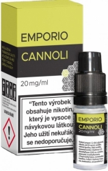 Liquid Emporio SALT Cannoli 10ml - 20mg