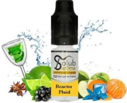 Příchuť Solubarome 10ml Reactor Pluid