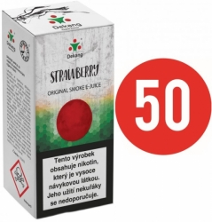 Liquid Dekang Fifty Strawberry 10ml