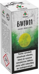 Liquid Dekang Banana 10ml - 11mg (Banán)